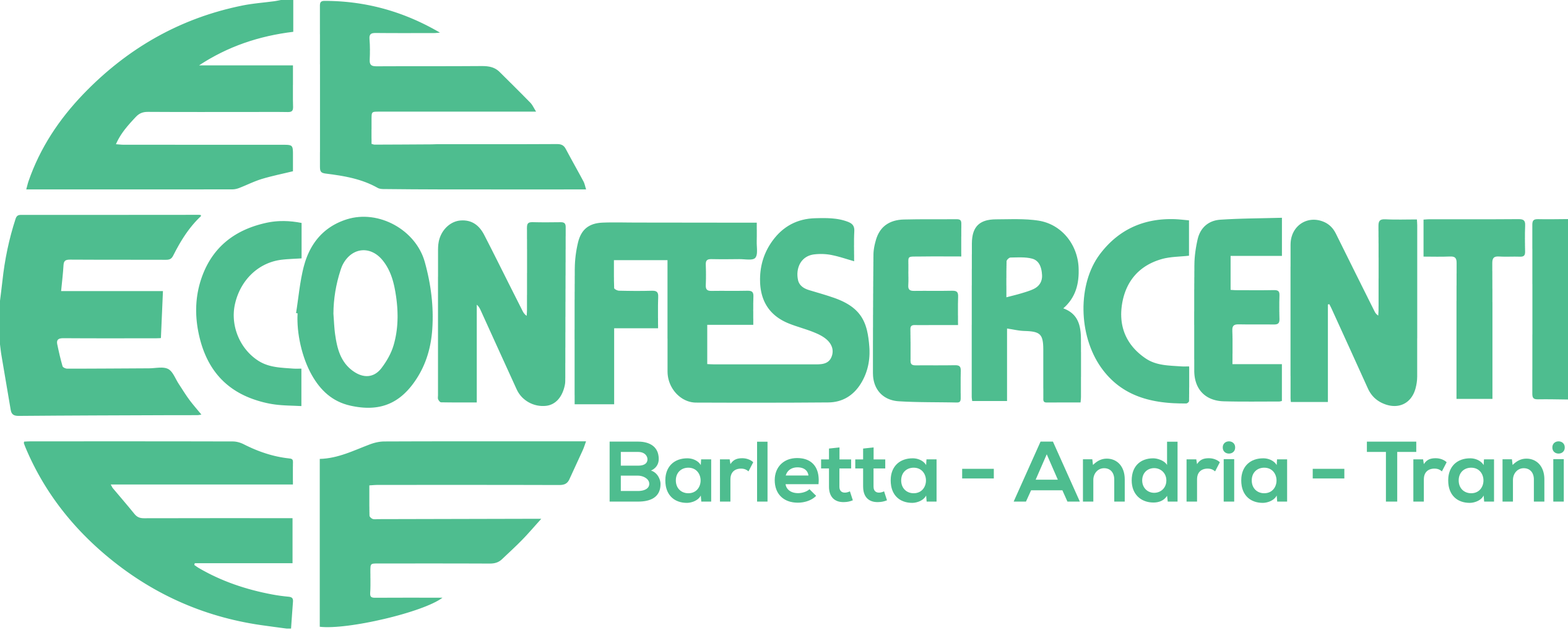 Confesercenti logo file vettoriale
